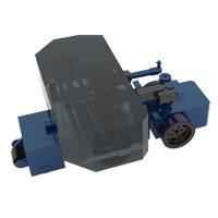 CR4-W�L�塔筒清洗�C器人-�L�外塔筒除�P�C器人